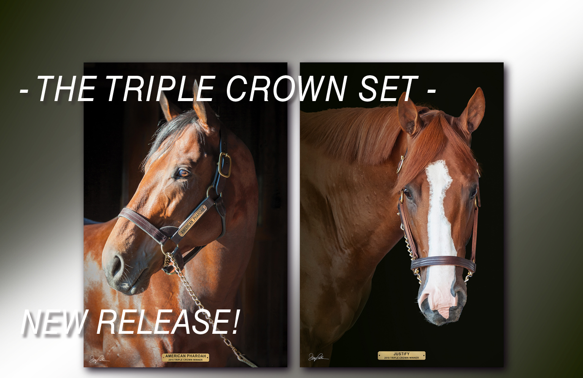 THE TRIPLE CROWN SET